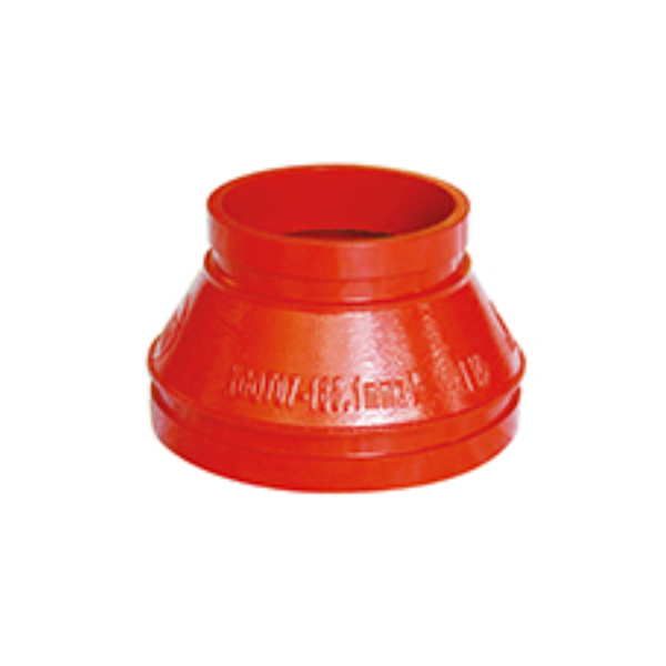 Concentric Reducer (Grooved)