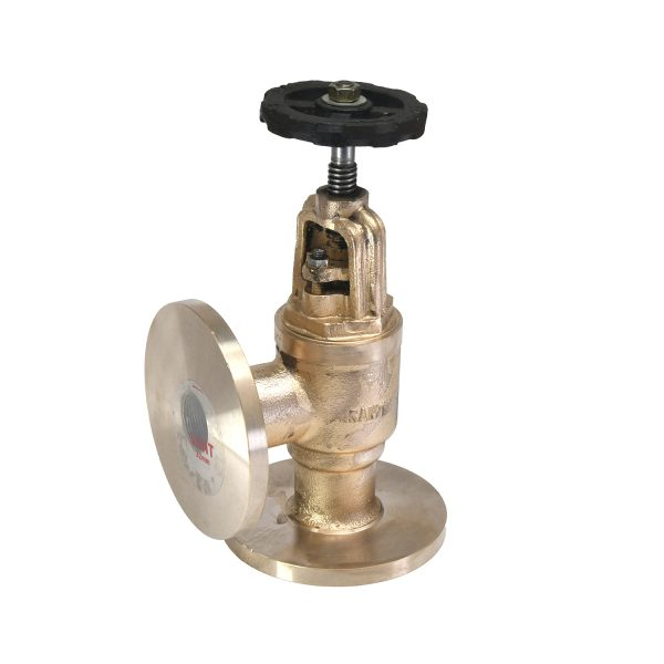 Bronze Controllable Feed Check Valve