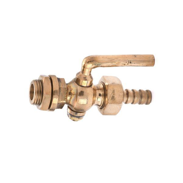 IBR-8 - Bronze Pressure Gauge Valve