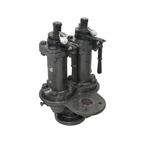 Cast Iron Double Post Safety Valve