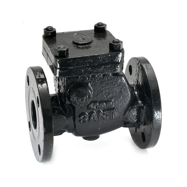 Cast Iron Reflux Valve (Swing Check Type)