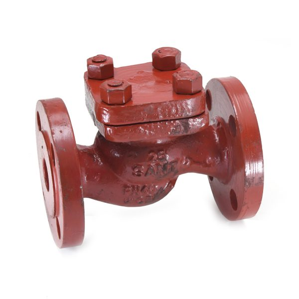 Cast Steel Horizontal Check Valve
