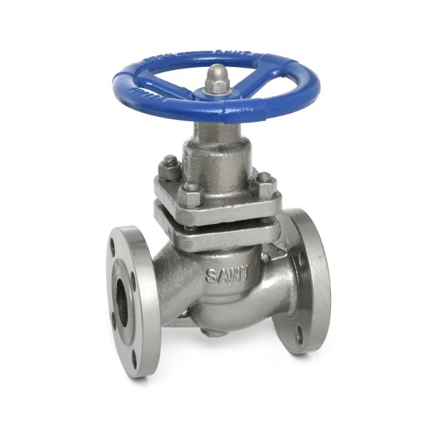 Cast Steel Piston Valve