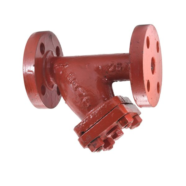 Cast Steel Y-Type Strainer