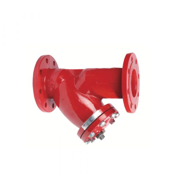 Flanged Y-Type Strainer