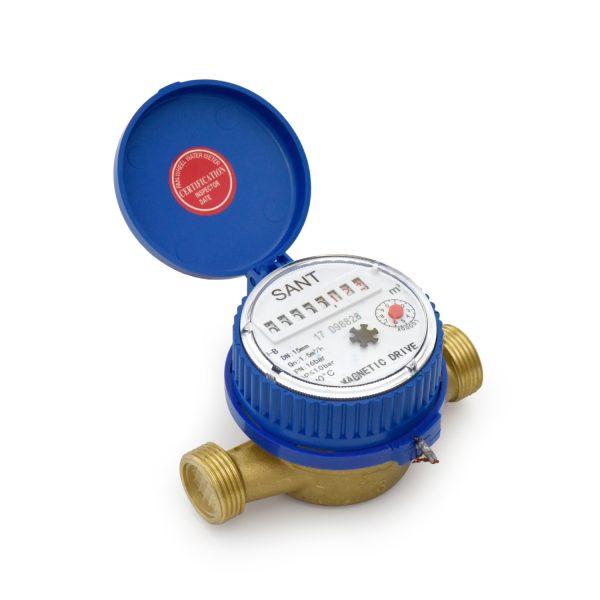 WM6 - Single Jet Dry Type Water Meter